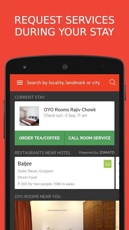 oyo rooms branded hotels android apps on google play. Black Bedroom Furniture Sets. Home Design Ideas