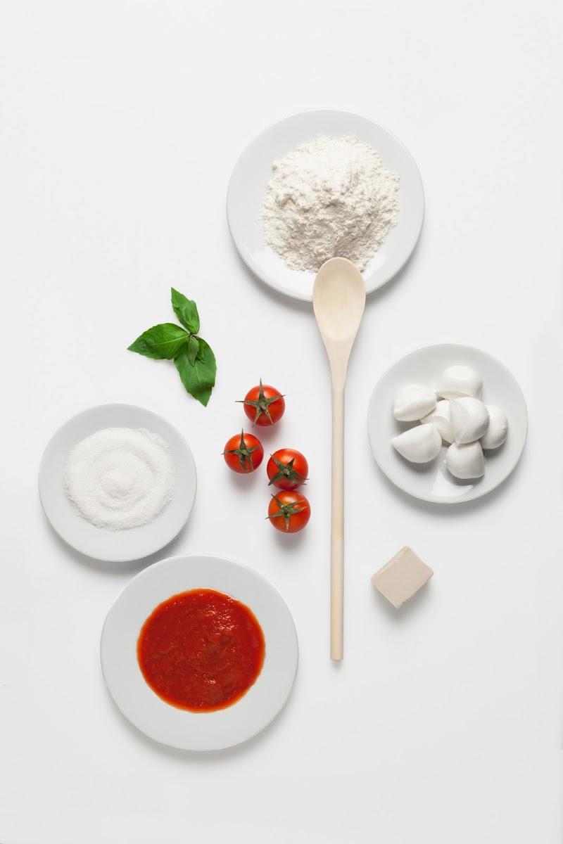 Pizza - the beginning di sarangeluccisangi