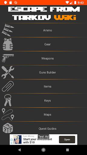 Wiki for Escape From Tarkov 2.2 screenshots 1