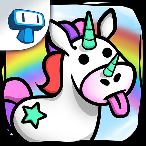 Unicorn Evolution - Fairy Tale Horse Game (game)