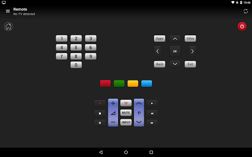 Remote for LG TV 4.6.3 screenshots 3