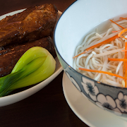Soup Noodle with Wuxi Spareribs