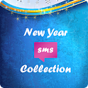 Happy New Year SMS Wishes 2016 icon