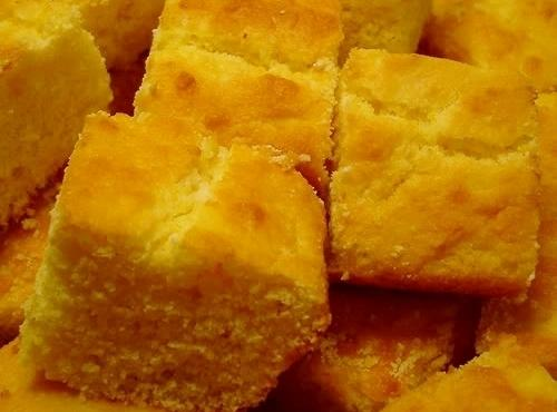 Sweet Corn Bread - Moms Way Recipe