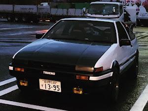 スプリンタートレノ AE86 AE86 GT-APEX 58年式のカスタム事例画像 lemoned_ae86さんの2020年09月06日08:42の投稿