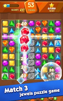 Jewels classic Prince apk screenshot