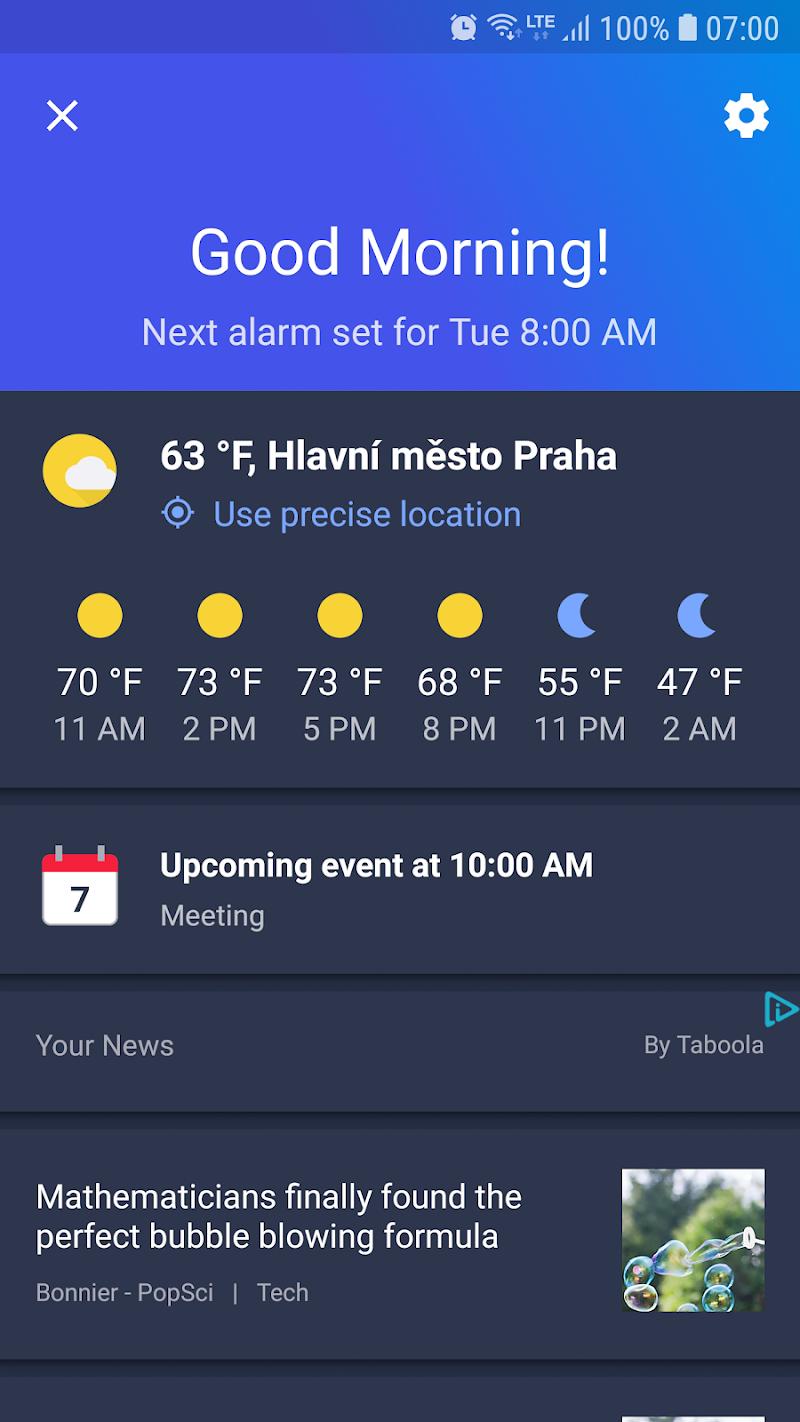 Alarm Clock Xtreme & Timer Screenshot 2