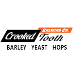 Logo of Crooked Tooth Charlie's Home For Dinner Saison