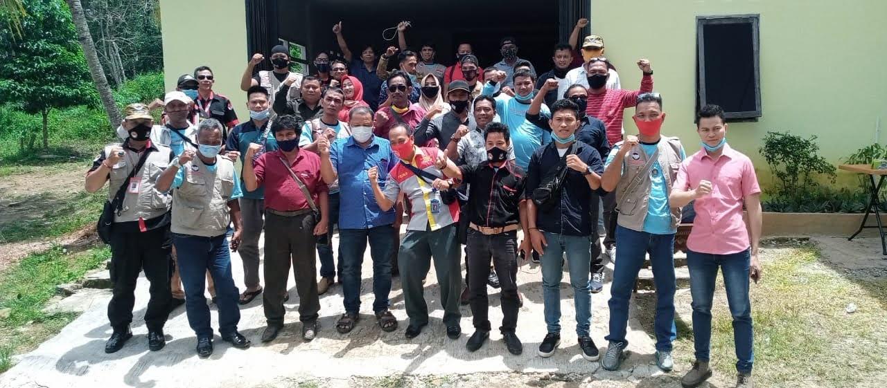 Resmi Berbadan Hukum FW-LSM Kalbar Siap Mengawal Pembangunan Disegala Bidang