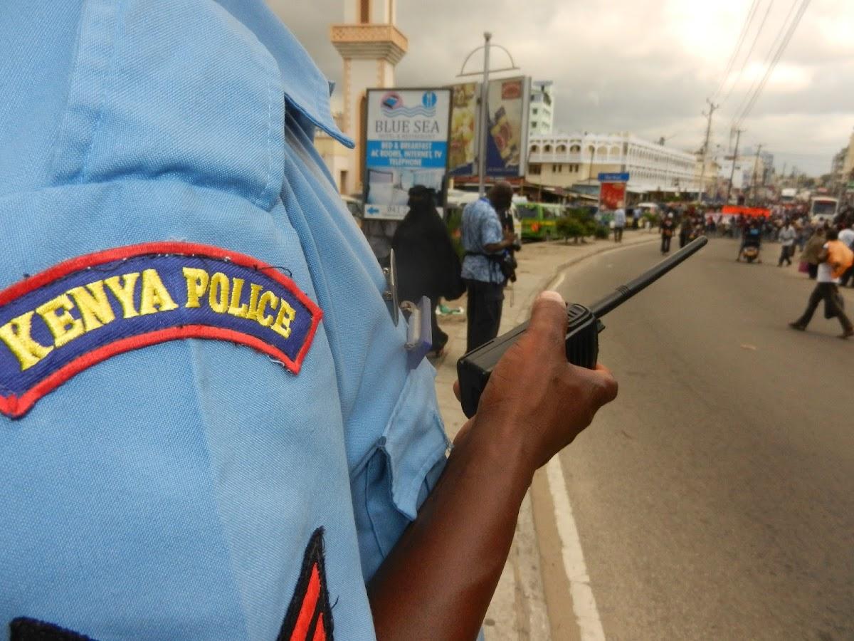 Image result for rogue kenyan cops