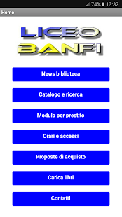 BiblioBanfi- screenshot thumbnail