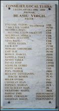 Photo: Piata 1 Decembrie 1918, Nr.28 - Primaria Municipiului. - 2017.03.17