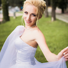 Wedding photographer Andrey Komarov (komarovphoto). Photo of 02.02.2018