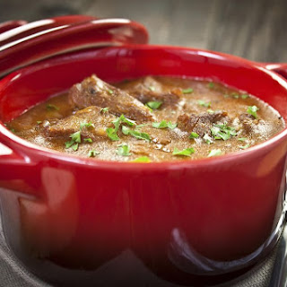 British Pork and Cider Casserole Recipe