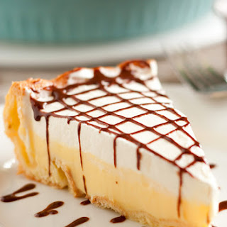 Cream Puff Pie (aka cream puff cake or eclair cake)