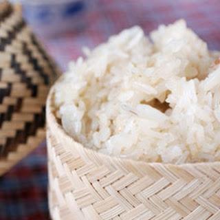 Sticky Rice Recipe