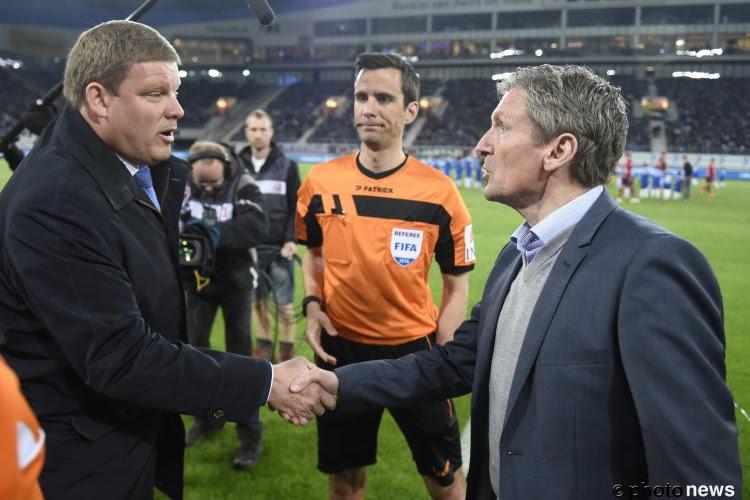 Dury versus Vanhaezebrouck? Het staat 37-25 én Hein won nog nooit in Regenboogstadion