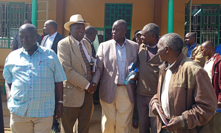 Rift Valley farmers applaud Uhuru order to revive KFA