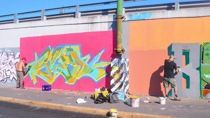 Street Art creation di emanuela_terzi