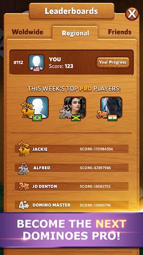 Dominoes Pro | Play Offline or Online With Friends 8.05 screenshots 12