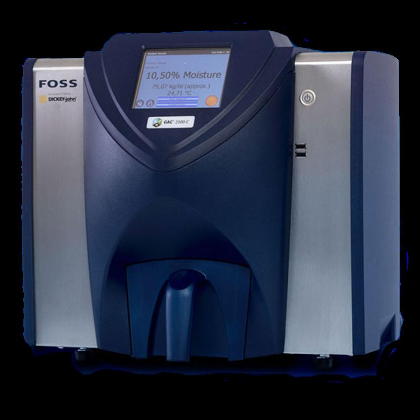 GAC 2500 C - Grain moisture meter