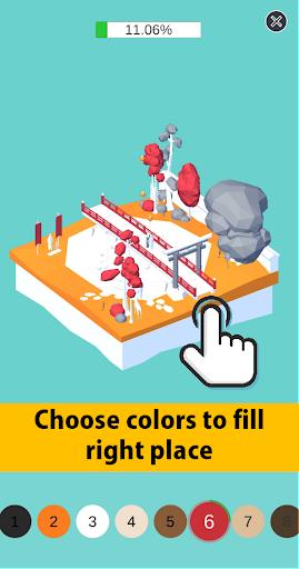 Color Pocket World 3D 1.28 screenshots 1