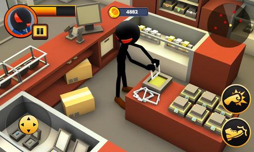 Criminal Stickman Escape 3D 1.5 screenshots 1