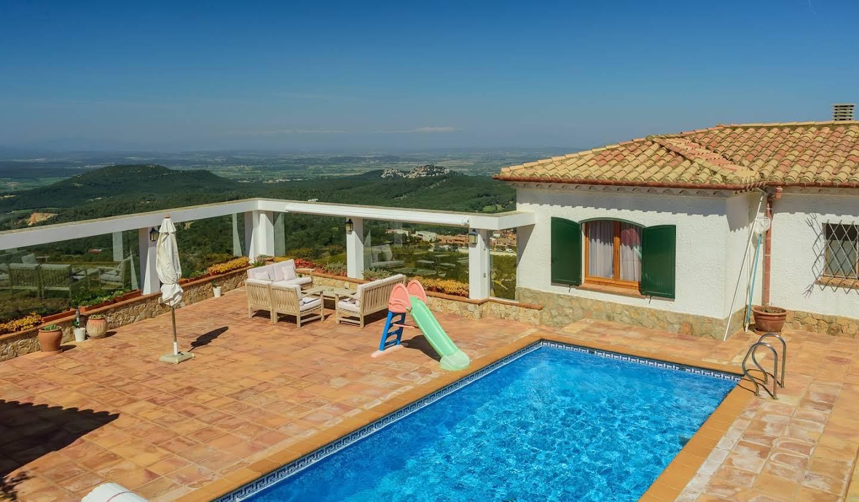 Maison avec piscine et terrasse Begur