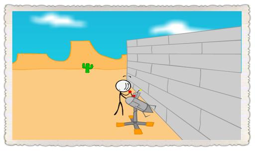 玩角色扮演App|火柴人智闖銀行免費|APP試玩