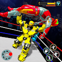 Grand Robot Ring Fighting 2020 : Real Boxing Games icon