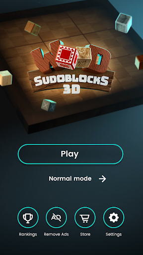 Wood SudoBlocks 3D - A Better Classic Wood Puzzle android2mod screenshots 4
