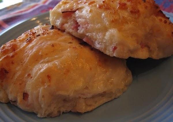 Ham And Parmesan Rolls Recipe