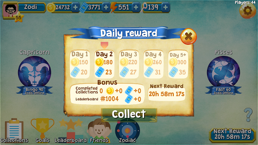 Zodi Bingo screenshots 12