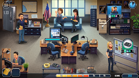 Criminal Minds: The Mobile Game APK screenshot thumbnail 1