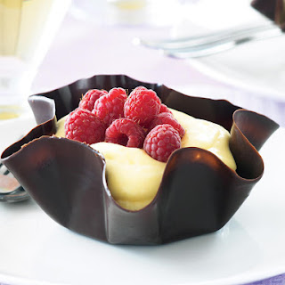 Chocolate Mousse Cups.