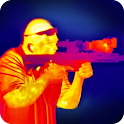 Thermal Vision Camera Prank icon