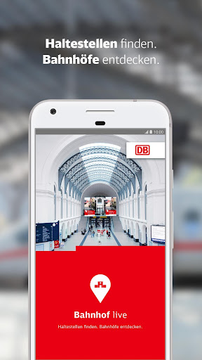 DB Bahnhof live screenshot 1