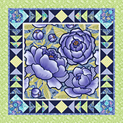 Bloom pattern sign-up