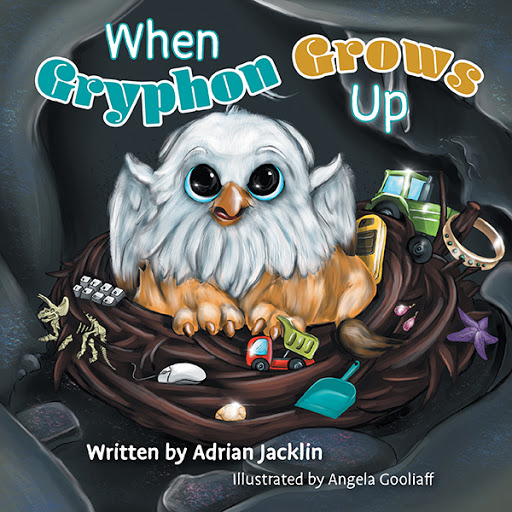 When Gryphon Grows Up cover