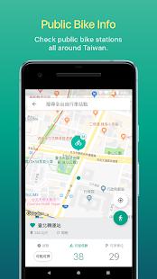 App Bus+ (Bus, Train, Metro, Ubike) APK for Windows Phone