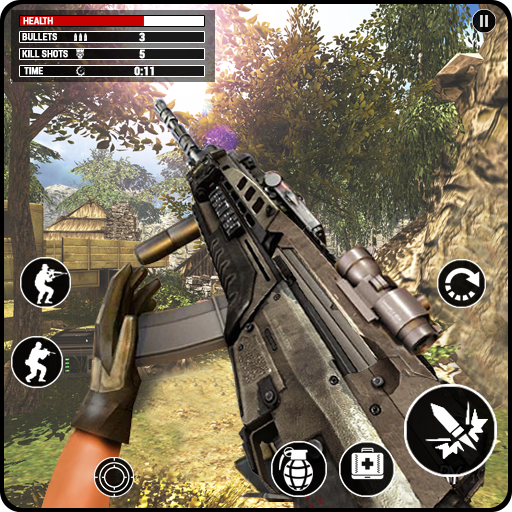 Army Assault Sniper Shooting Arena : FPS Shooter