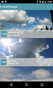 Infoclimat - live weather screenshot 4