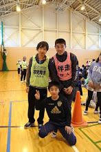 Photo: 2班担当のカルカン&がん