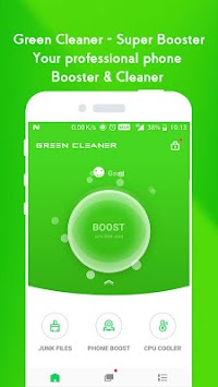 Green Cleaner - Super Booster
