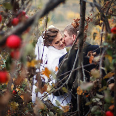 Wedding photographer Polina Martyashkova (Utronamore). Photo of 23.11.2014
