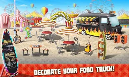 Food Truck Chefu2122: Cooking Game  mod screenshots 4