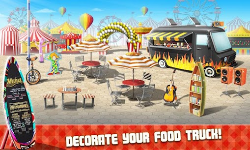 Food Truck Chef: Cooking Game MOD Apk (Unlimited Coins) 4