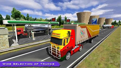 Future Truck Simulator 1.0.3 screenshots 2