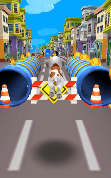 Dog Run - Pet Dog Simulator Android App Screenshot