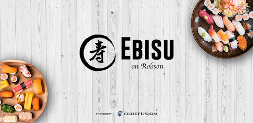 Order using the Ebisu app and earn rewards on your favorite Japanese food!